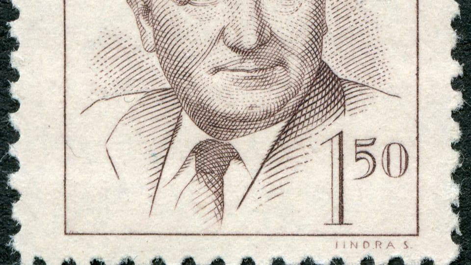 Klement Gottwald,  foto: archiv Poštovního muzea