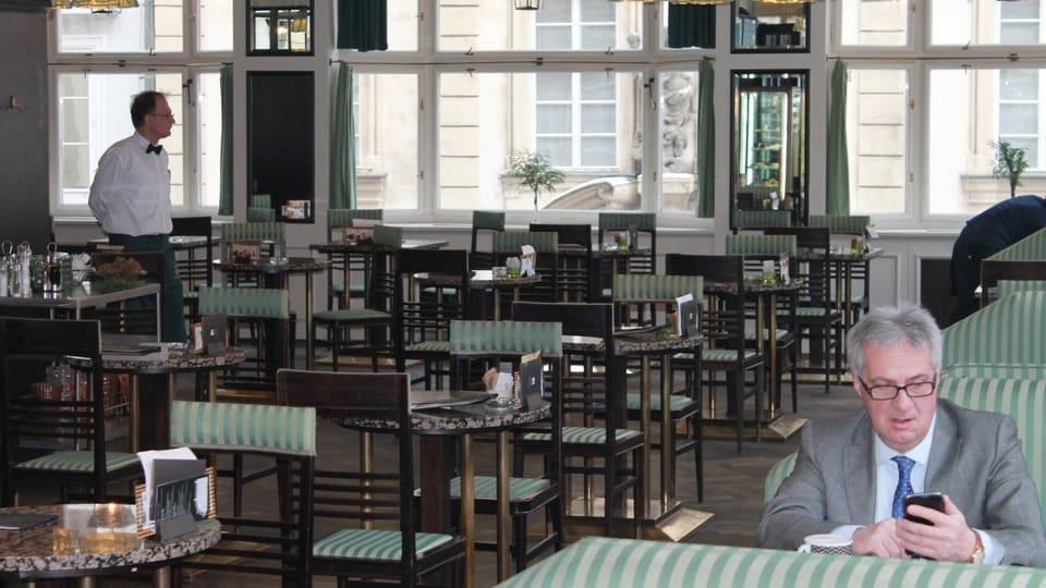 Grand Café Orient,  foto: Ondřej Tomšů
