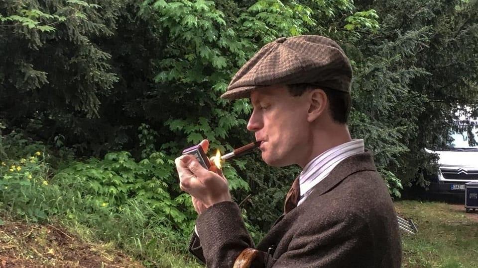 Jan Budař ve filmu Hovory s TGM,  foto: Bontonfilm