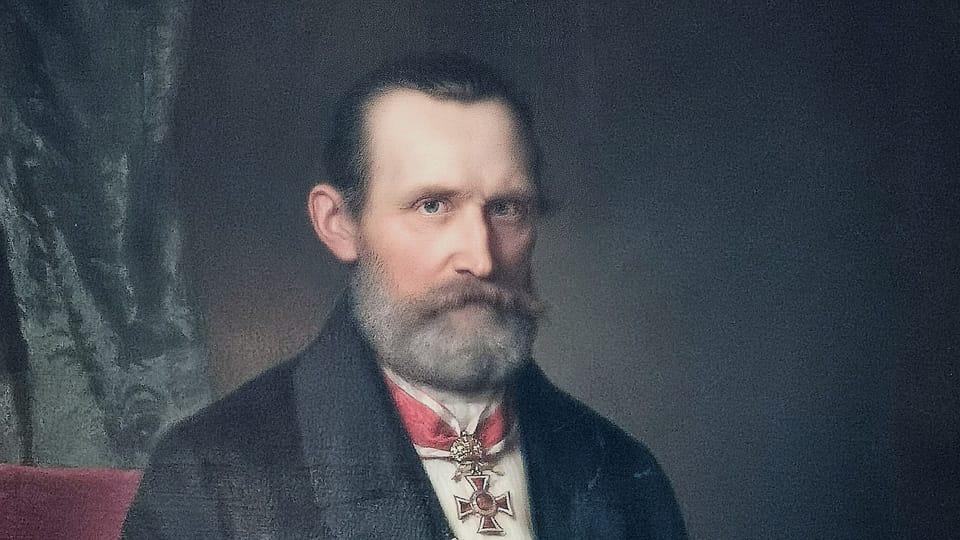 Hrabě Franz Josef Thun,  foto: Klára Stejskalová