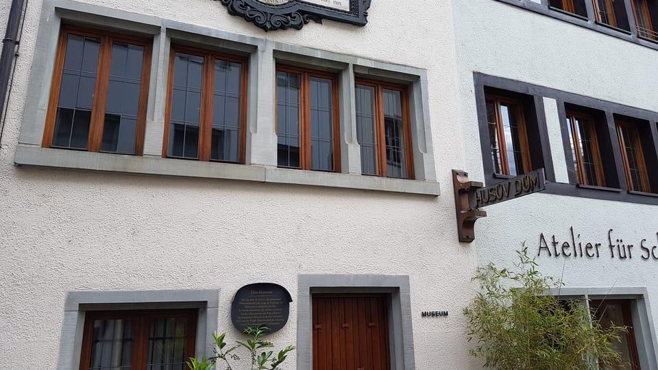 Husův dům v Kostnici,  foto: Katarína Brezovská