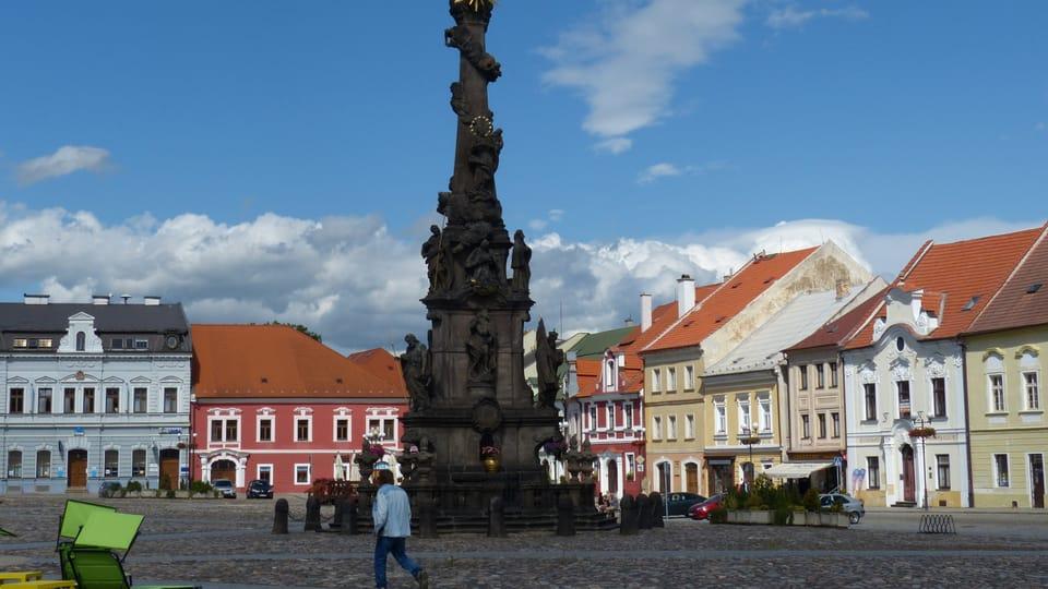 Mírové náměstí,  foto: Klára Stejskalová