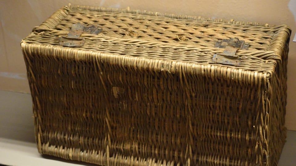 Masarykův studentský kufr,  foto: Ondřej Tomšů