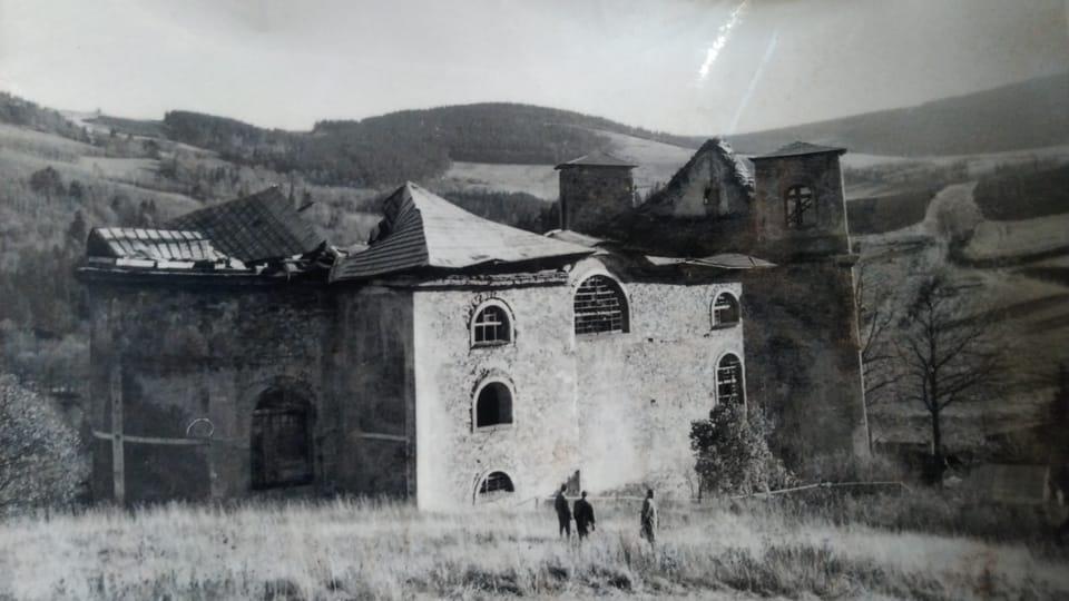Pohled do historie,  foto: Dominika Bernáthová