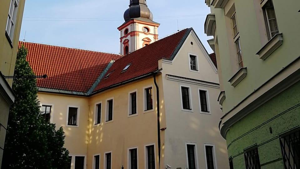 Kostel svatého Bartoloměje,  foto: Štěpánka Budková