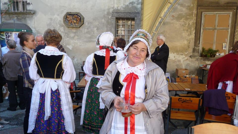 Krajané ve Lvově,  foto: Milena Štráfeldová / Archiv ČRo 7