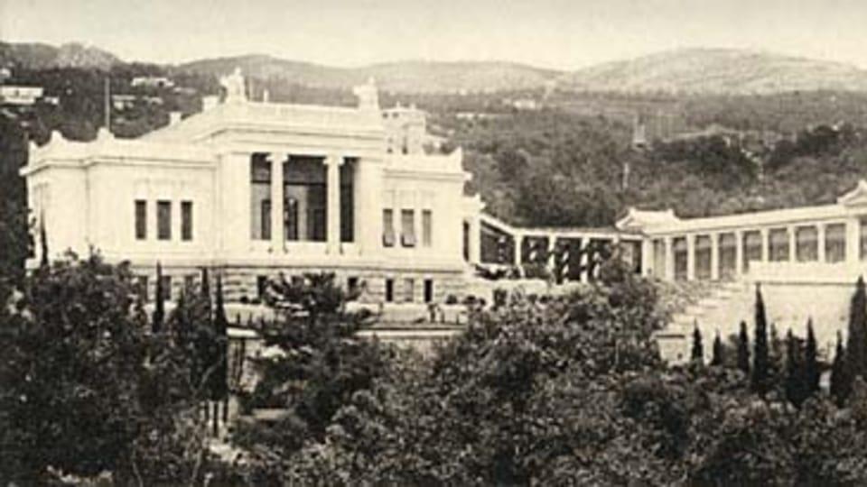 Letní sídlo v Barbo na Krymu
