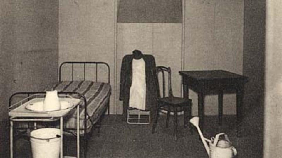 Improvizace cely z Möllersdorfské věznice