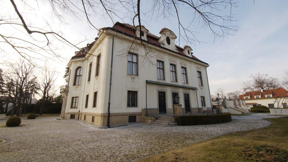 Kramářova vila,  photo: Ondřej Tomšů