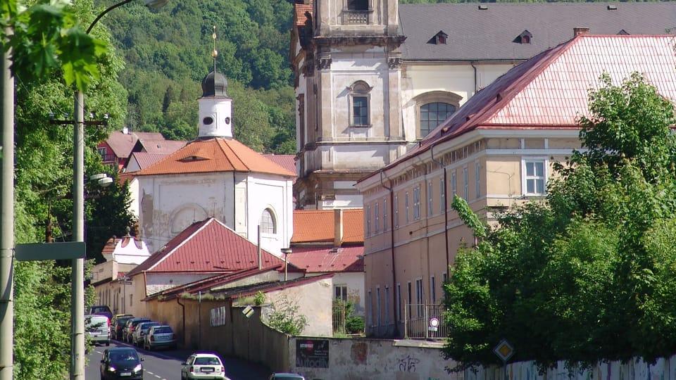 Poutní areál skostelem Panny Marie Bolestné vBohosudově,  foto: Miloš Turek