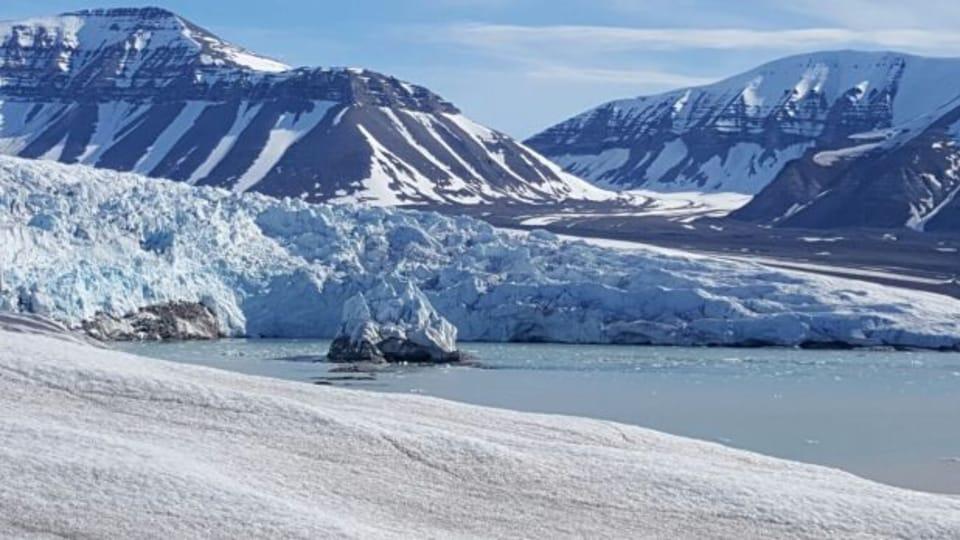 Ledovce Arktidy,  foto: Romana Lehmannová
