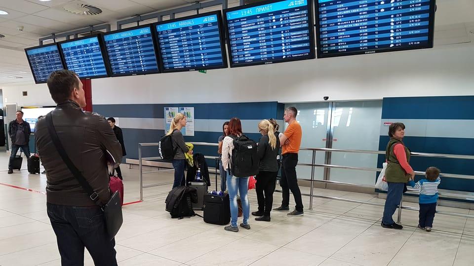 Letiště Václava Havla,  foto: Ondřej Tomšů