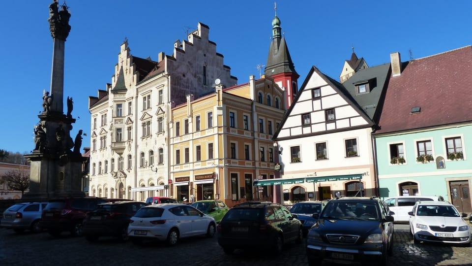 Náměstí T. G. Masaryka,  foto: Klára Stejskalová