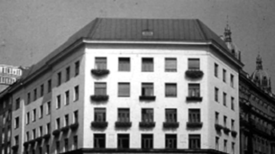 Obchodní dům ve Vídni