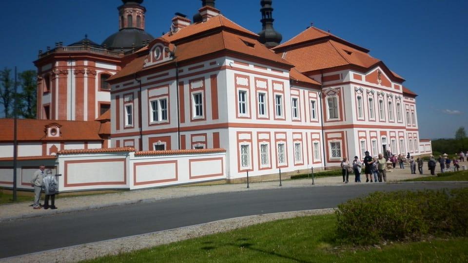 Mariánská Týnice,  foto: Zdeňka Kuchyňová