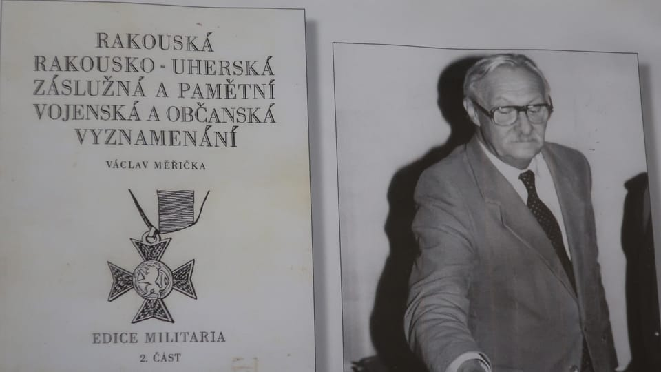 Václav Měřička,  foto: Martina Schneibergová