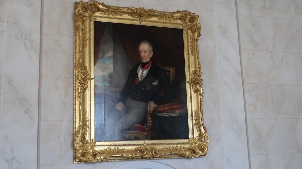 Klemens Metternich,  foto: Martina Schneibergová