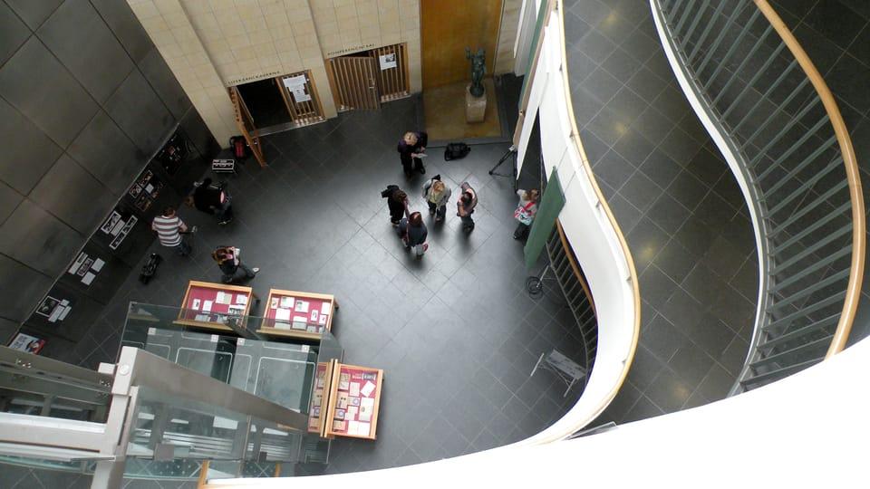 Moravská zemská knihovna,  foto: Vilém Faltýnek