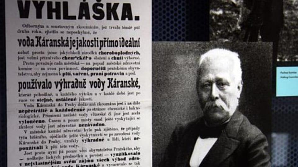 Foto: Barbora Kmentová / Archiv ČRo 7