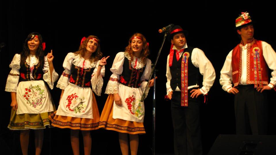 Česká rodina z Oděsy