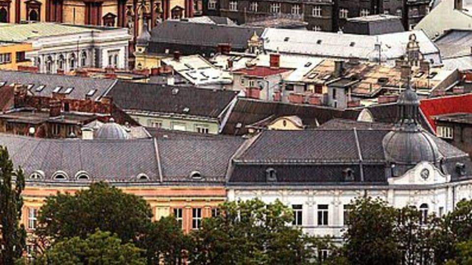 Ostrava,  katedrála Božského Spasitele,  foto: Mskraj963,  CC BY-SA 3.0