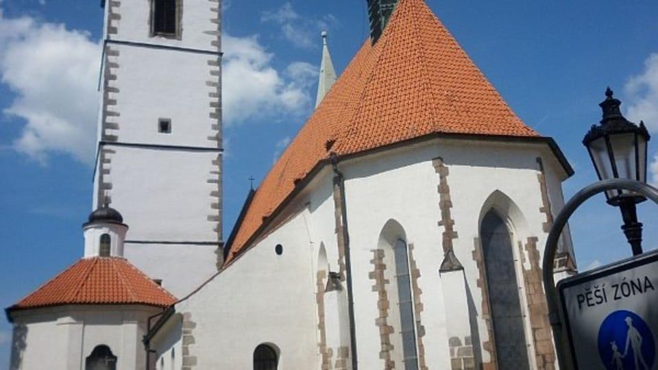 Kostel Narození Panny Marie,  foto: Zdeňka Kuchyňová