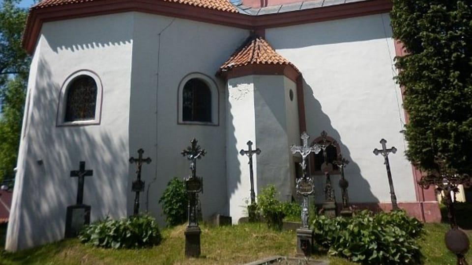 Kostel sv. Václava v Písku,  foto: Zdeňka Kuchyňová