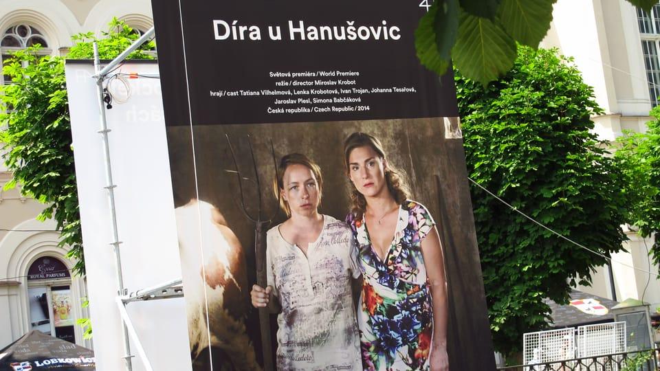 Díra u Hanušovic,  foto: Kristýna Maková