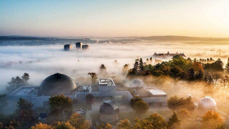 Foto: Archiv Hvězdárny a planetária Brno