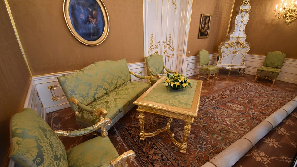 Pražský hrad,  foto: Ondřej Tomšů