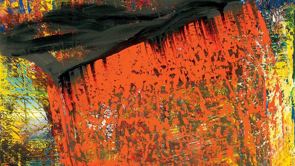 Gerhard Richter: Gudrun,  foto: archiv Národní galerie v Praze