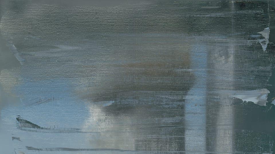 Gerhard Richter: Září,  foto: archiv Národní galerie v Praze