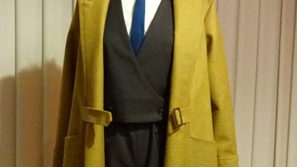 Oděvy podle návrhů Boženy Rothmayerové na výstavě na Norbertově,  foto: Milena Štráfeldová