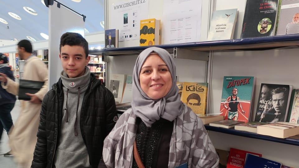Mezinárodní knižní veletrh v Casablance,  foto: Magdalena Hrozínková
