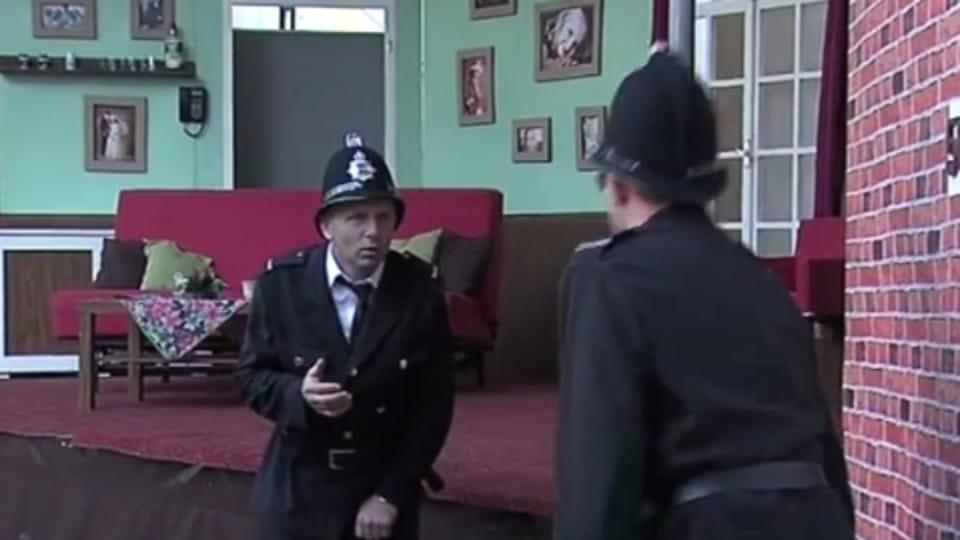 Hra Lháři v podání divadelního souboru ŠAMU Štítina,  foto: archiv Televize Hlučínsko