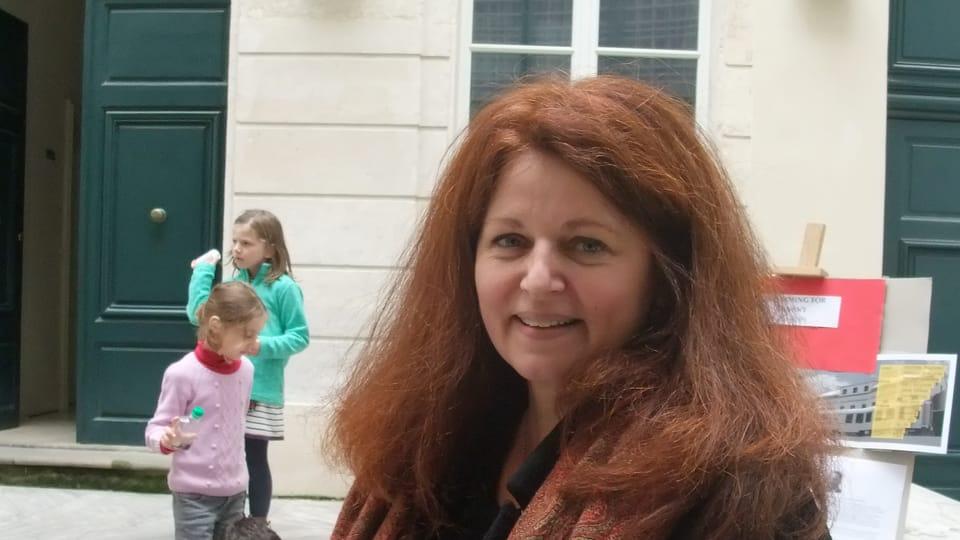 Lucie Slavíková-Boucher,  foto: Martina Bílá