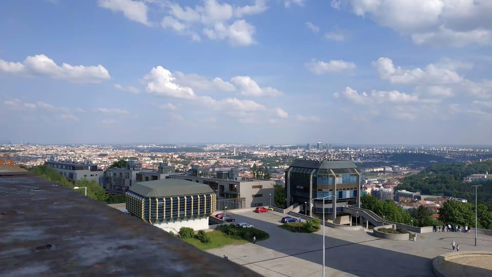 Stadion Strahov,  foto: Bohumil Šimčík
