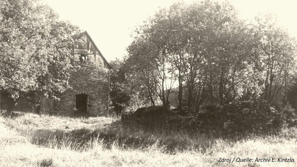 Hůrka,  hřbitovní kaple,  foto: archiv Emila Kintzla