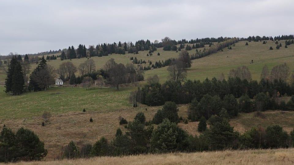 Zaniklá obec Zhůří  (Kepelské),  foto: Správa NP a CHKO Šumava