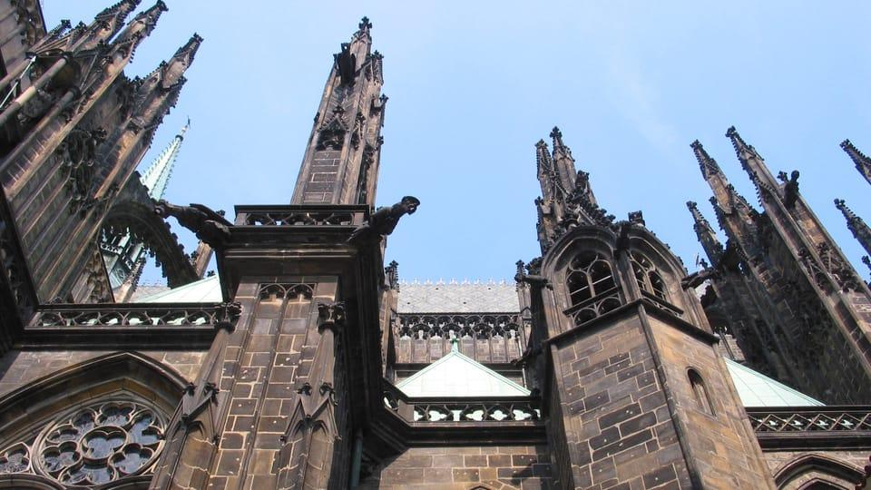 Katedrála sv.Víta,  foto: Štěpánka Budková