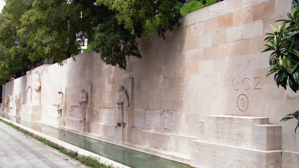 Památník reformace v Ženevě,  foto: Romano1246,  Wikimedia Commons,  CC BY-SA 3.0