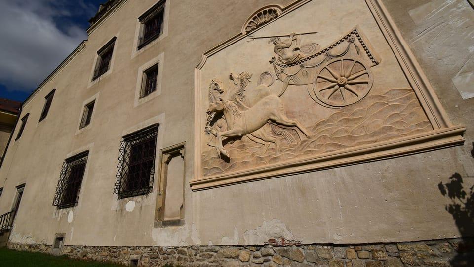 Zámek v Telči,  foto: Ondřej Tomšů