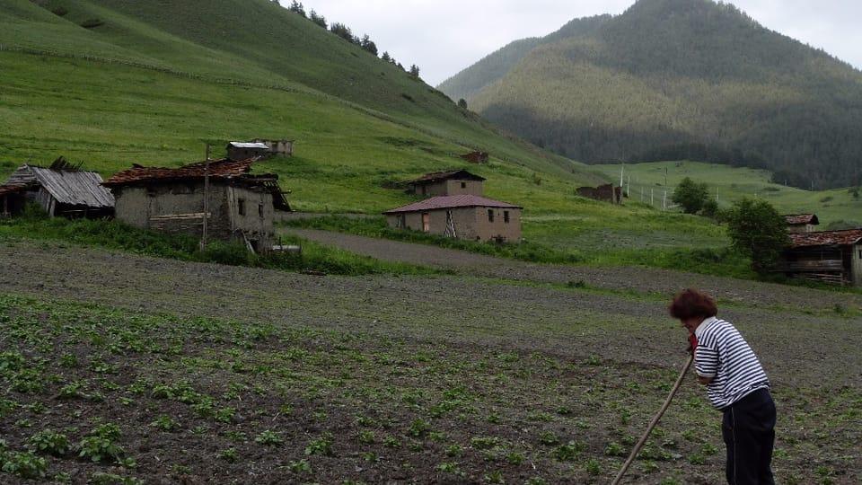 ČRA v Thušsku podporuje i řadu zemědělských projektů,  foto: ČRA