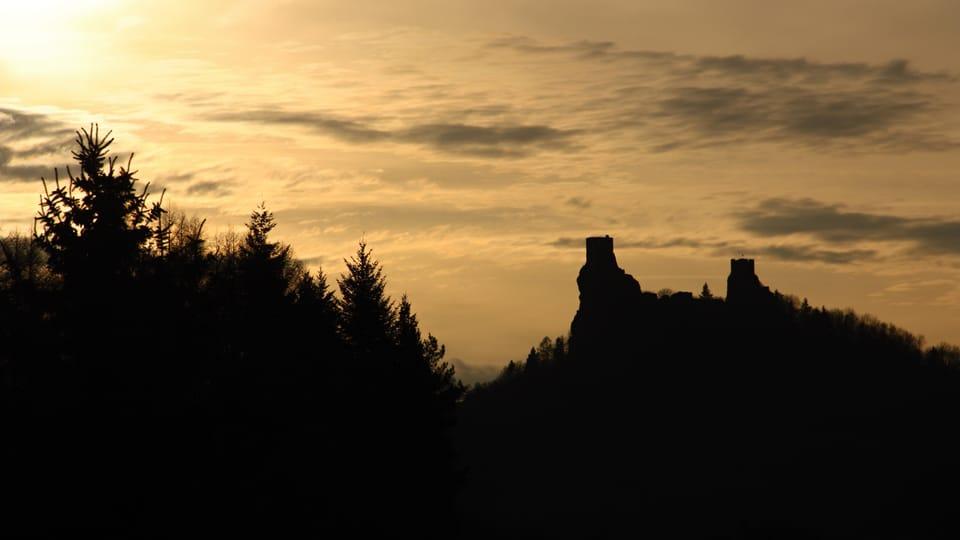 Zřícenina hradu Trosky,  foto: Barbora Němcová