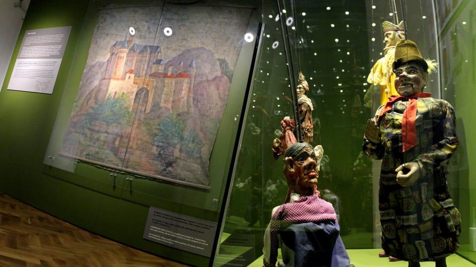 Foto: Marie Sieberová / Muzeum loutkářských kultur