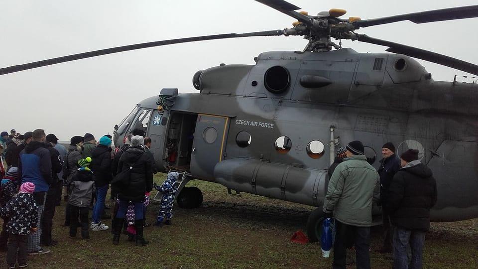 Akce k připomenutí  výročí operace Anthropoid v Nehvizdech,  foto: Magdalena Hrozínková