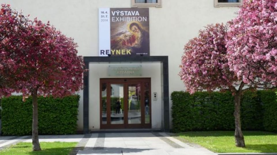 Výstava Reynek – Génius,  na kterého jsme měli zapomenout,  foto: ČT24