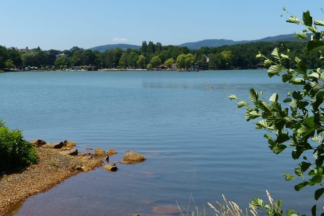 Каменцове озеро, фото: Клара Стейскалова