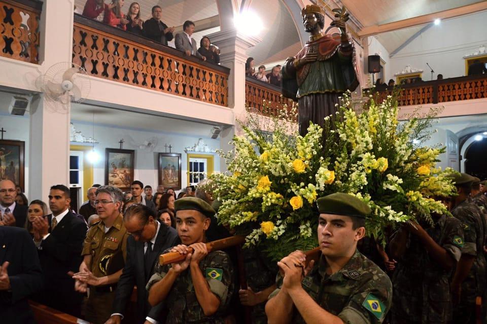 São João Nepomuceno,  Brazílie | Foto: David Koubek,  Radio Prague International