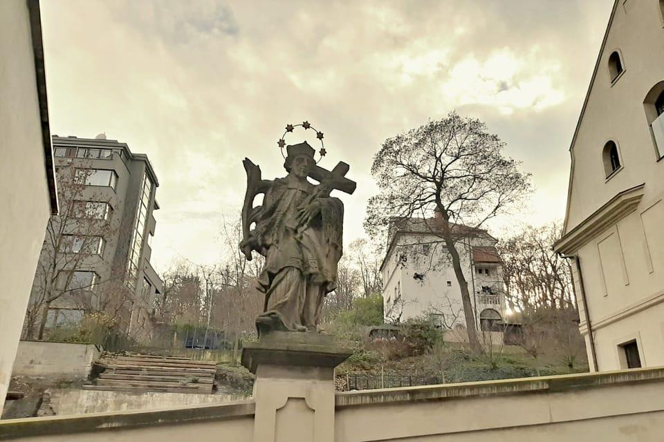 Praha  Smíchov,  Bieblova ulice | Foto: Lenka Žižková,  Radio Prague International